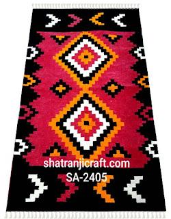 Exclusive Satranji Carpet (শতরঞ্জি) SA-2405