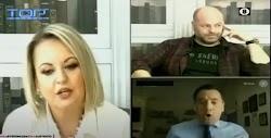Εκτός ορίων ξέφυγε η διαδικτυακή κουβέντα που είχαν ο Υπουργός Ανάπτυξης, Άδωνις Γεωργιάδης,με δημοσιογράφους τοπικού μέσου στη Κοζάνη.  «Τ...