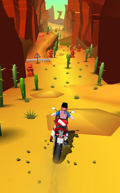 Faily Rider MOD APK