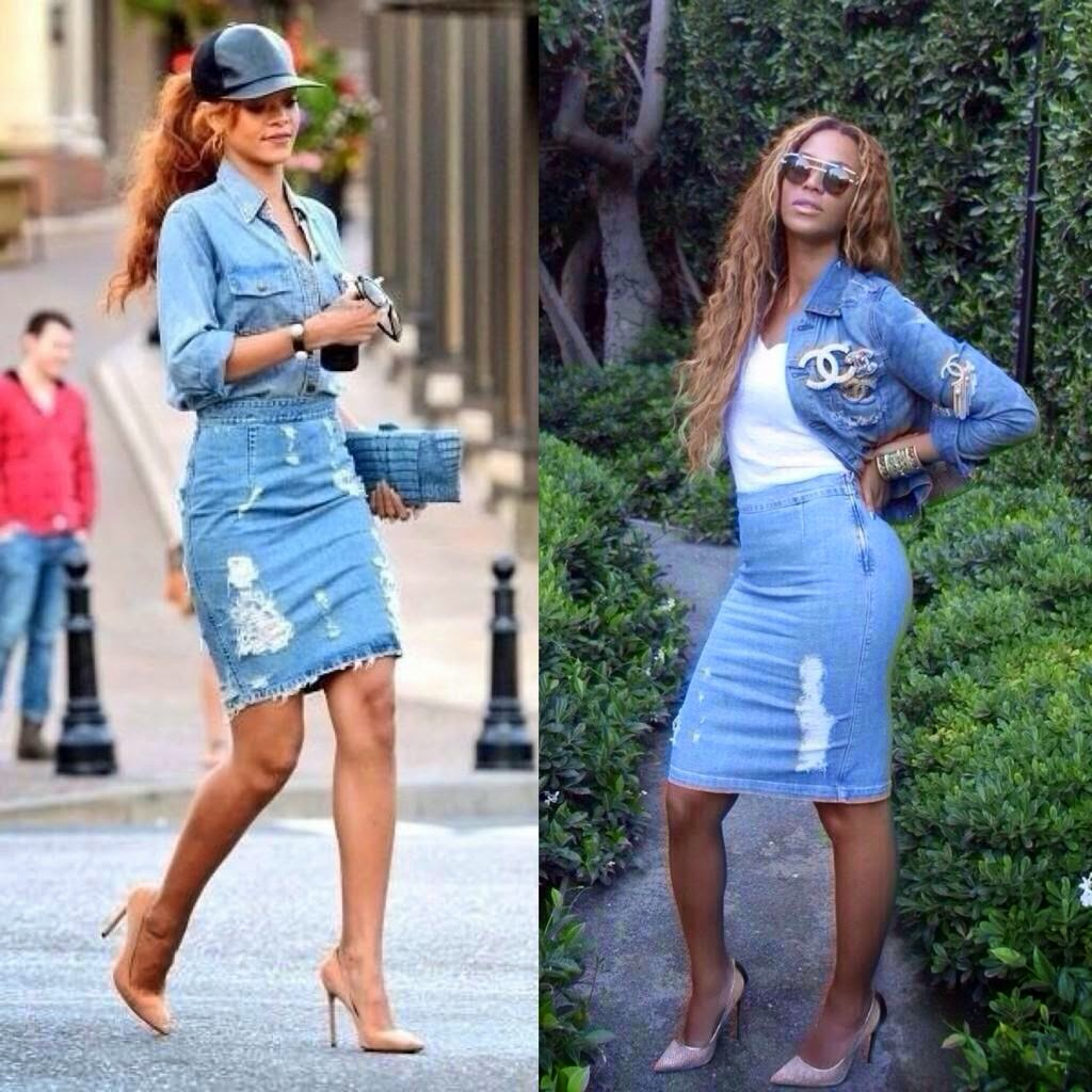 Image Result For Denim And Diamonds Outfit