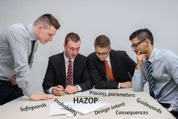 Hazard and operability study: HAZOP decision making process – PHA Technique