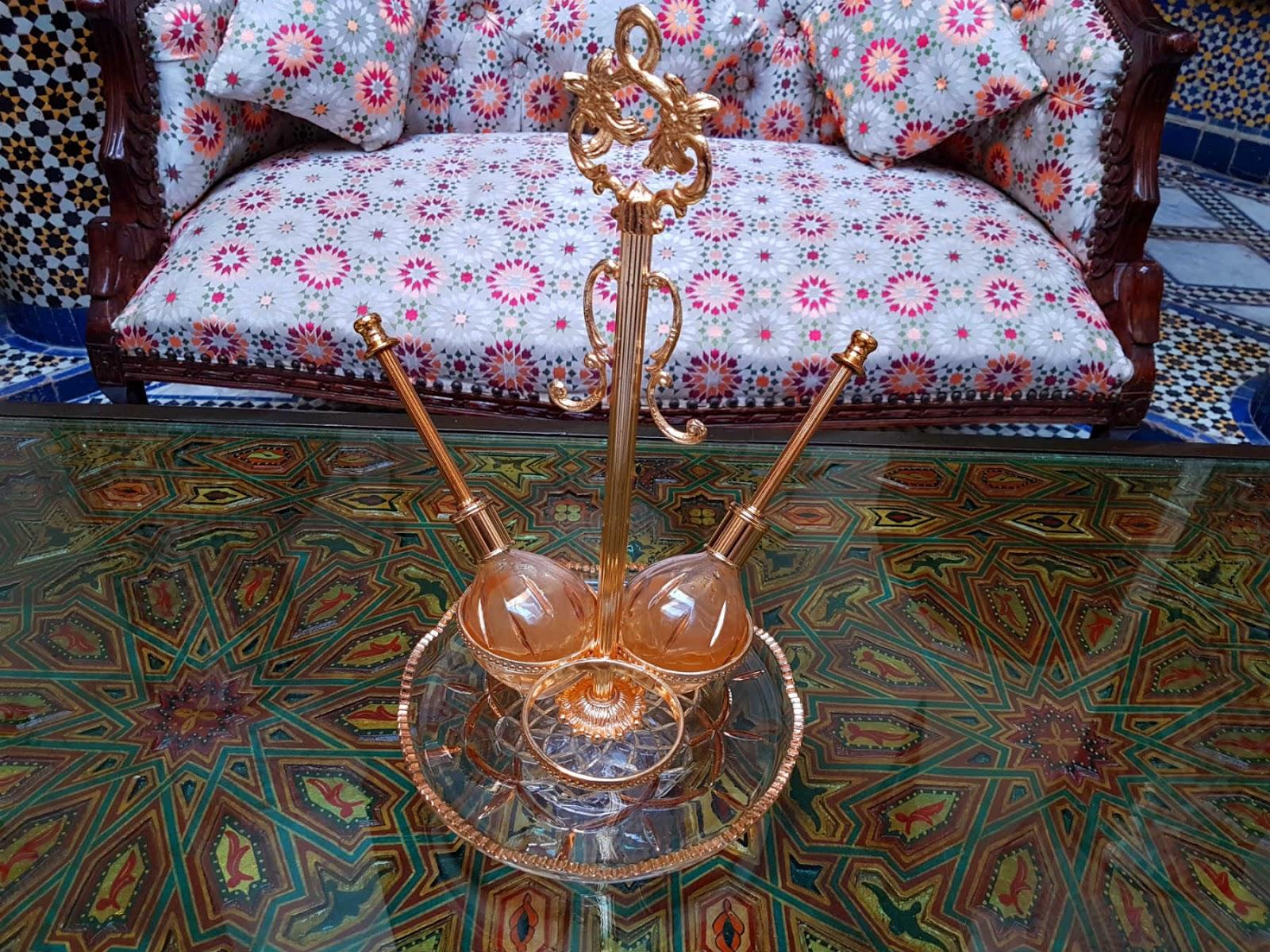 Riad Dar Skalli, Fez, Marrocos