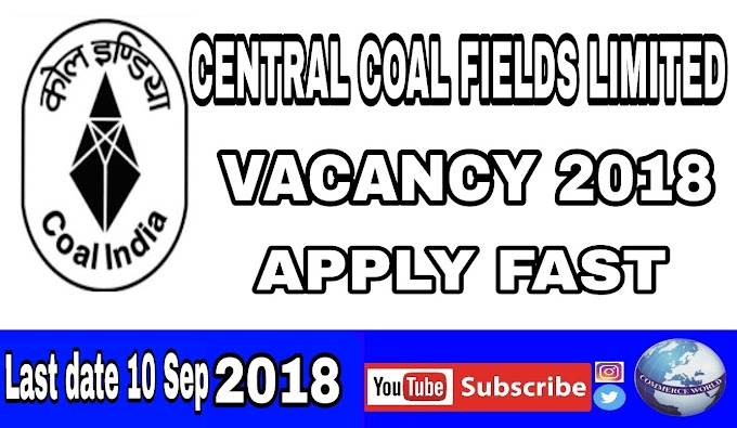 CCL Recruitment 2018 | Maining Sardaar And Electrician