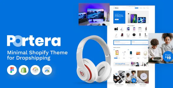 Best Minimal Shopify Theme for Dropshipping