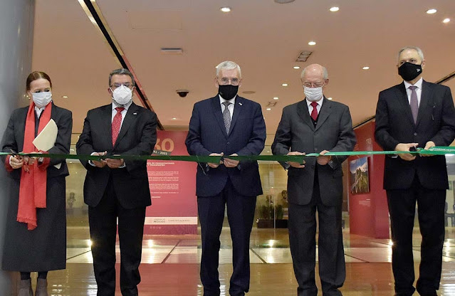 SCT baluarte del desarrollo económico y social, a 130 años de su creación: Arganis Díaz-Leal
