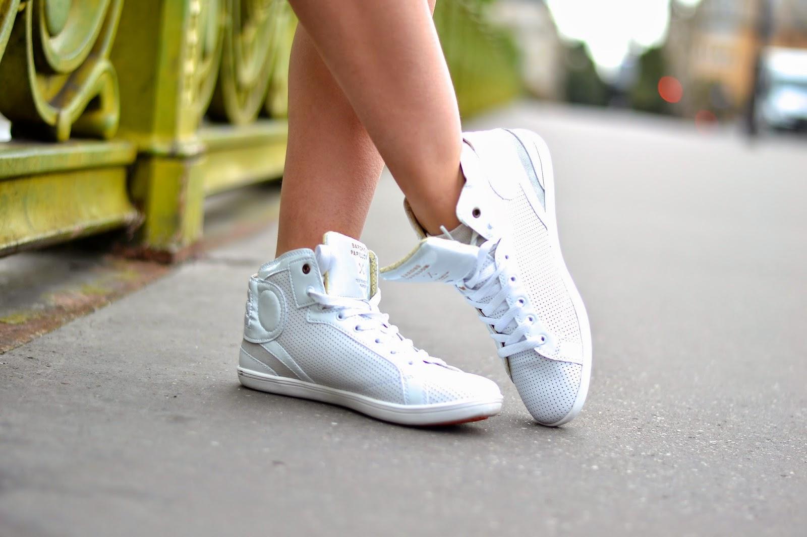 帕皮洛姆男爵运动鞋