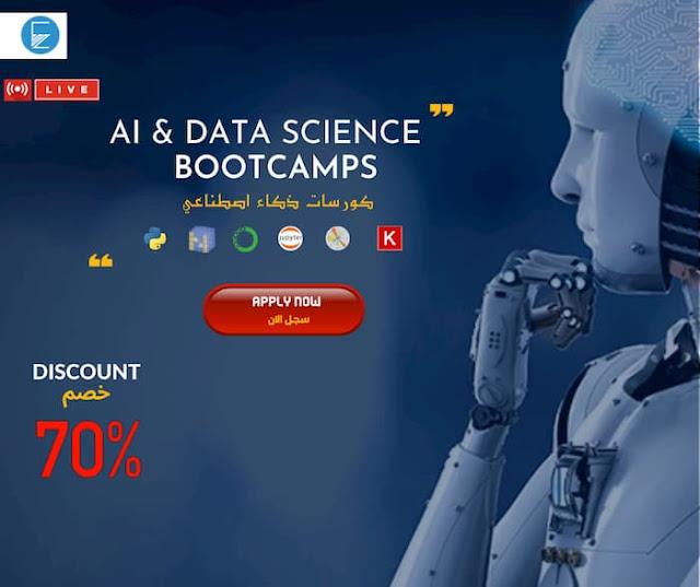 كيف تصبح عالم بيانات Data scientist او تدخل مجال الذكاء الاصطناعي