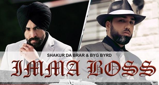 Imma Boss Lyrics - Shakur Da Brar