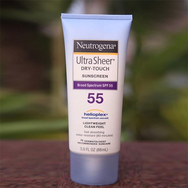 Kem chống nắng Neutrogena Ultra Sheer Dry – Touch SPF 55