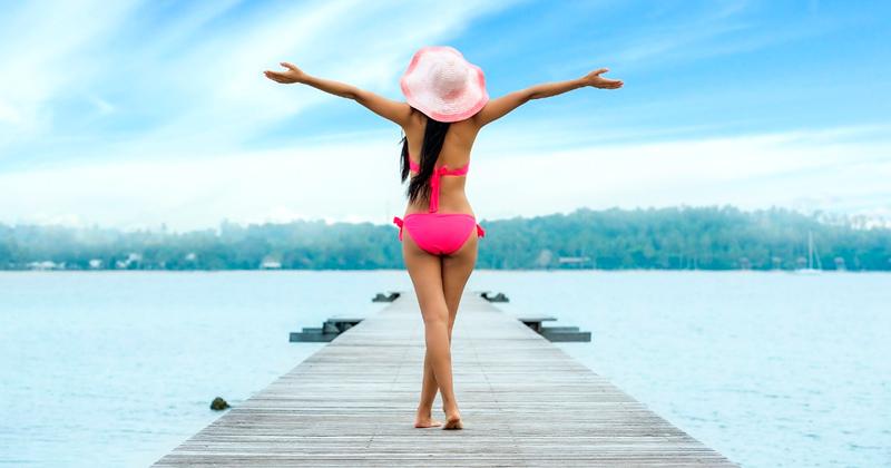 4 Dicas para chegar linda e saudável no verão 2020!