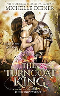 Review: The Turncoat King by Michelle Diener
