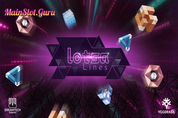 Main Gratis Slot Demo Lotsa Lines Yggdrasil
