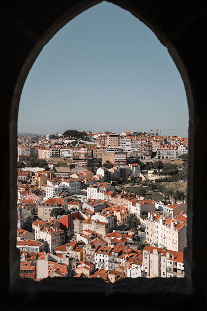 View from São Jorge Castle | Tips and Tricks