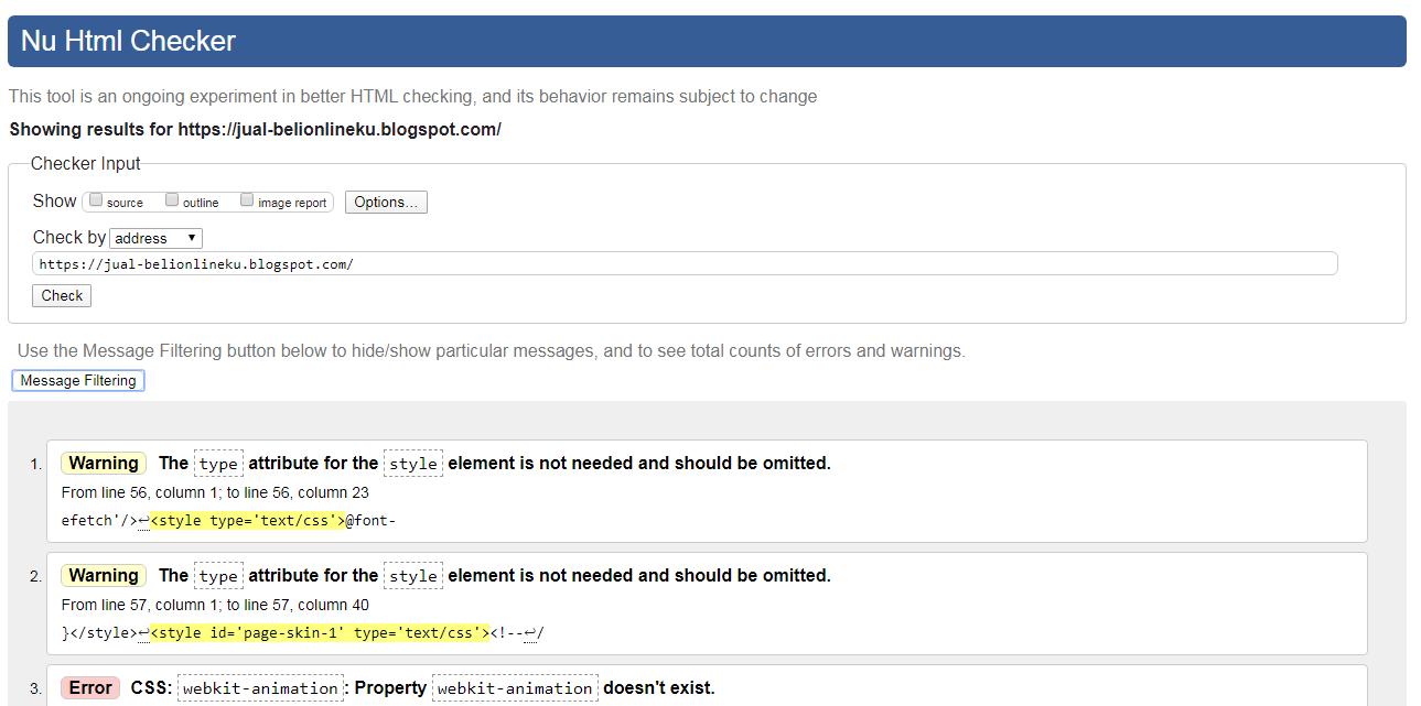 Update Template Premium Blibli Blogger Mirip Blibli.com