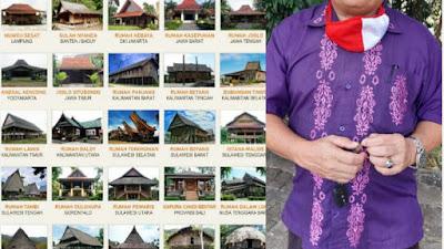 FPK Ajukan Pembangunan Rumah Adat Miniatur Nusantara Potensi Ekonomi, Wisata dan Tingkatkan Kerukunan
