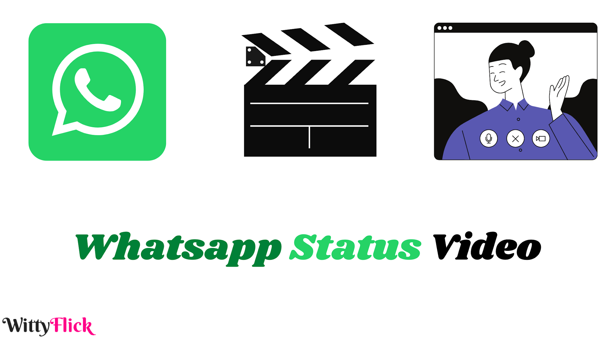 How to Create and Download Whatsapp Status Video in Hindi?
