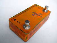 FS-2 mini footswitch for Orange amps, TRS jack