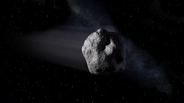 Asteroid Florence