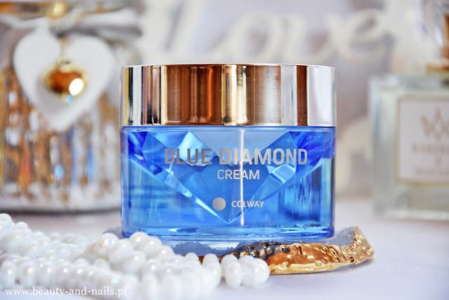 Krem Niebieski Diament Colway, Blue Diamond - LAGENKO.