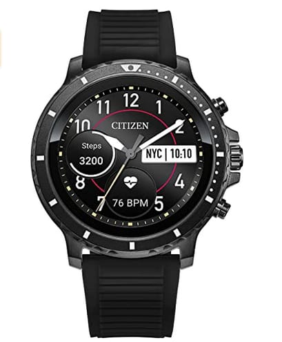 Citizen MX0007-P9X CZ Smart Touchscreen Smartwatch