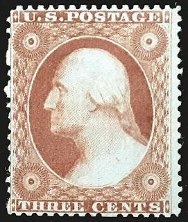George Washington 3¢
