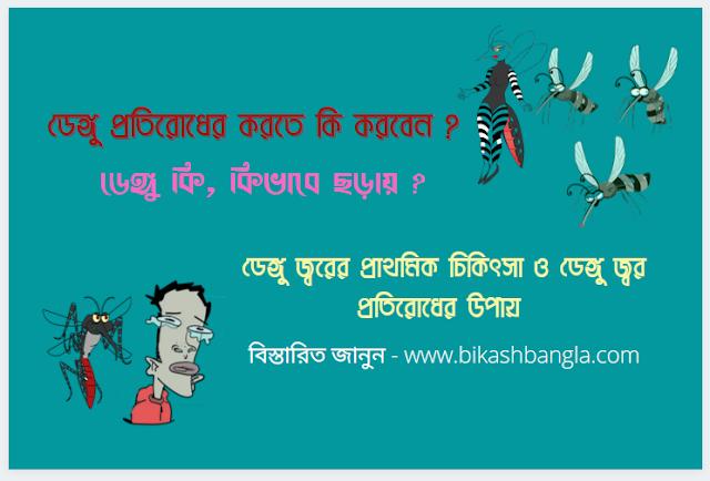 ডেঙ্গু কি what is dengue / কি ভাবে ডেঙ্গু জ্বর ছড়ায় / dengue fever
