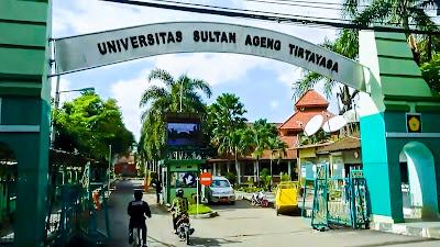 UNTIRTA– Daftar Fakultas dan Program Studi, Universitas Sultan Ageng Tirtayasa