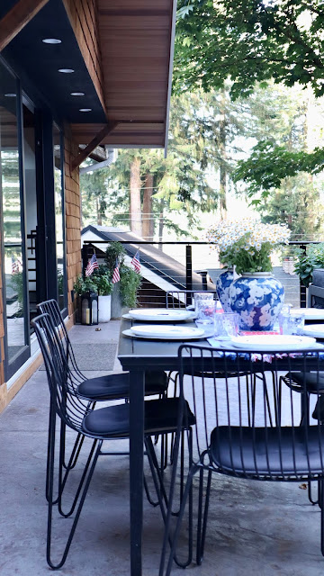 outdoor 4th of July decorating ideas