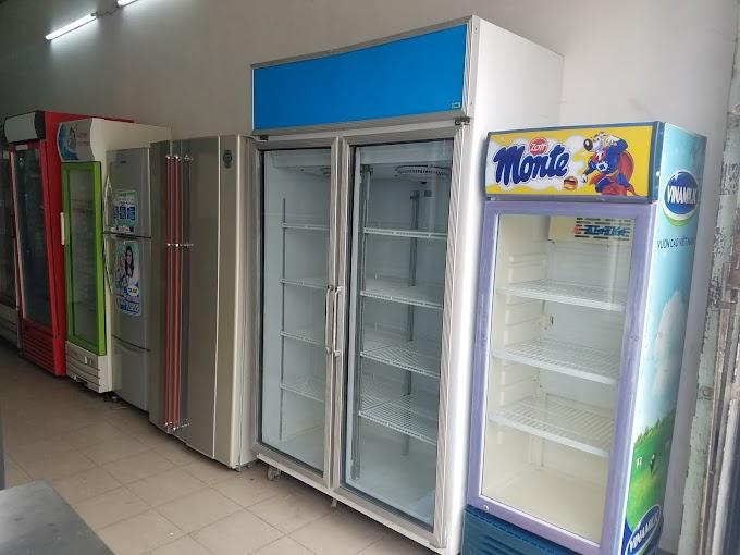 Sửa chửa tủ mát 2 cánh 1000 lít tại TP.Huế
