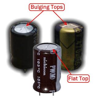 capacitor compare