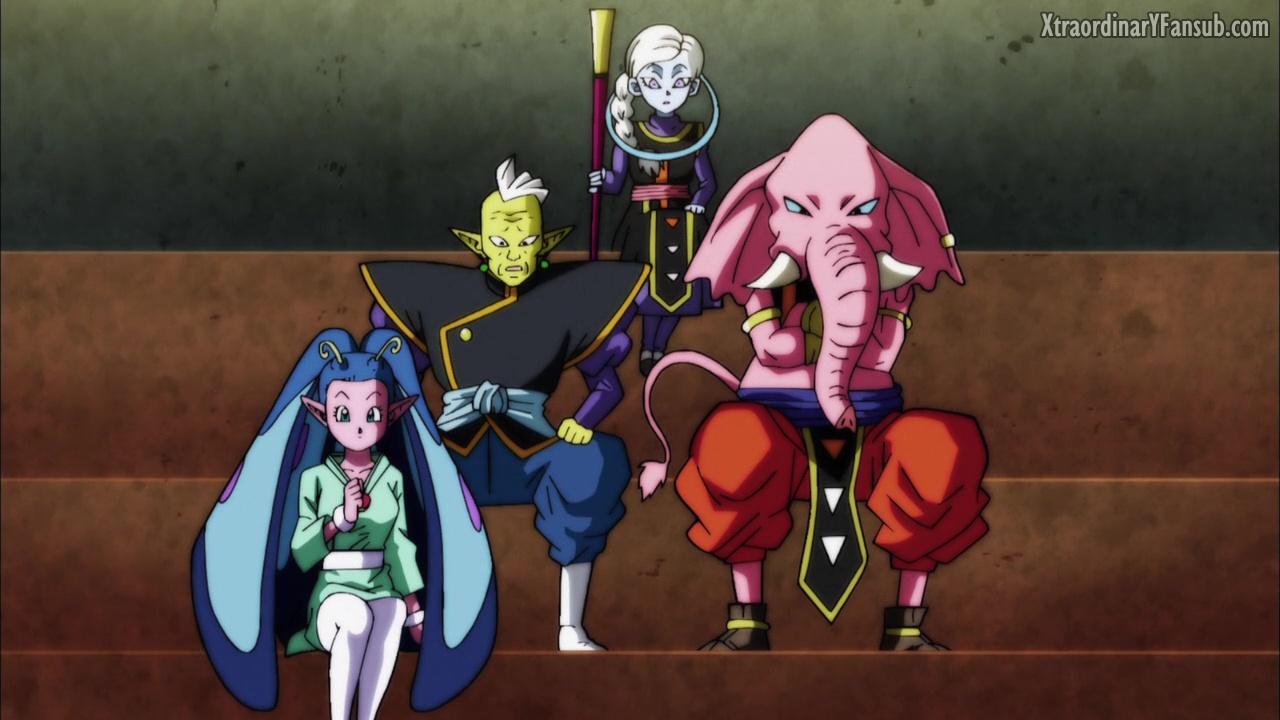 Ver Dragon Ball Super El Torneo del Poder - Capítulo 97