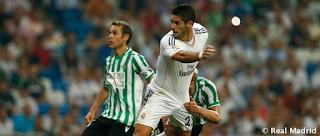 Isco debutó hace 6 años con gol antes el Betis