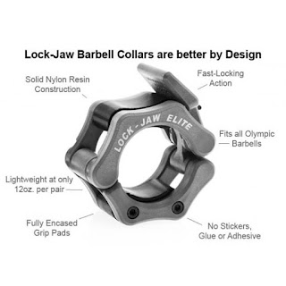 Coppia Collari Olympic Lock-Jaw Elite