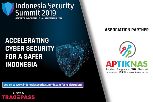 Ikuti 2nd Annual Indonesia Security Summit 3-4 September 2019