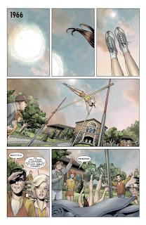 """Reseña de """"Antes de Watchmen: Espectro de Seda"""" de Darwyn Cooke y Amanda Conner"""