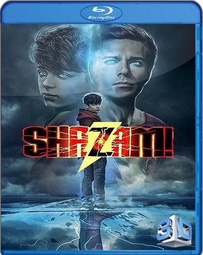 Shazam! [2019] [BD50] [Latino] [3D]