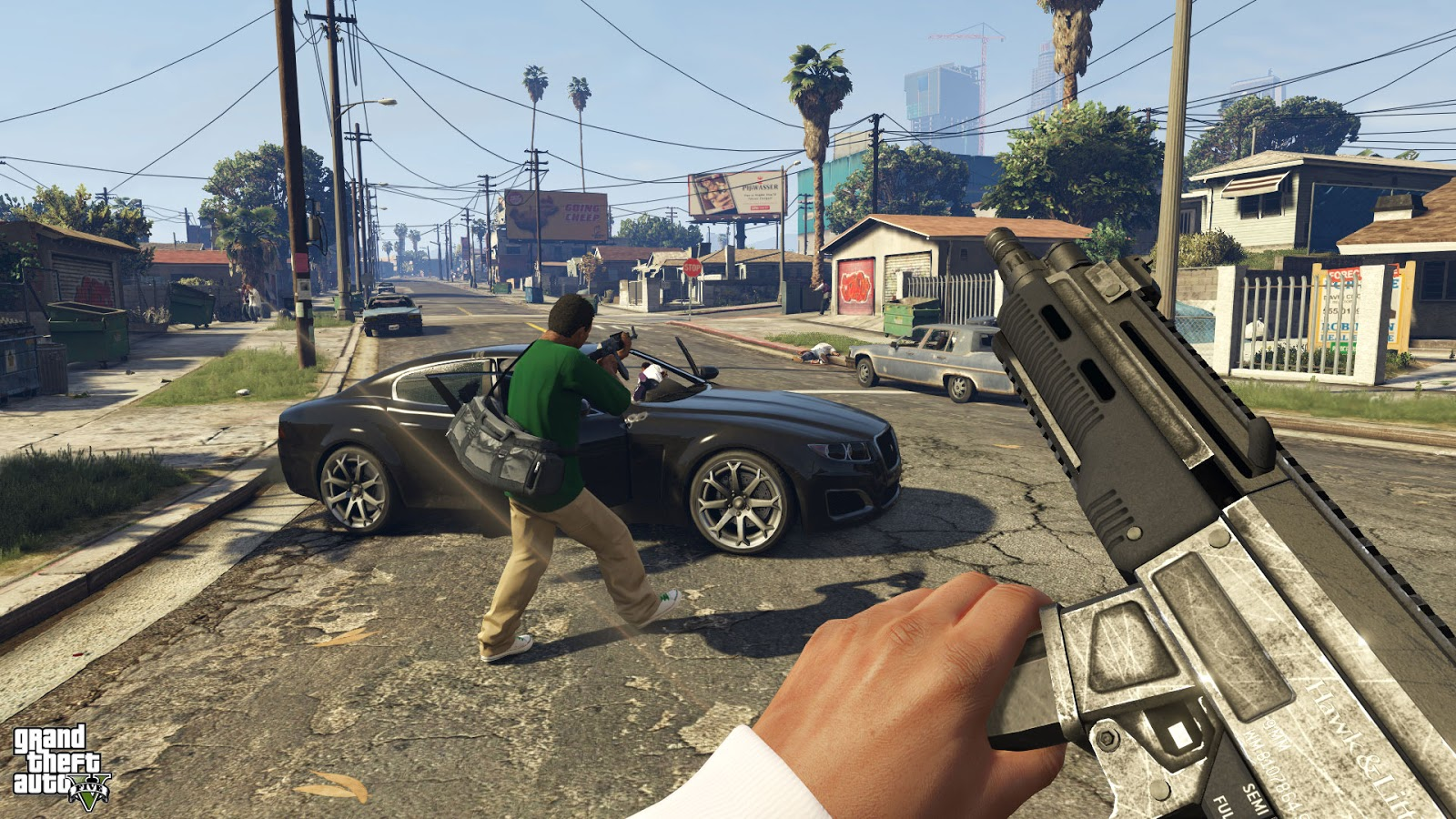 Download GTA 5 by Unity