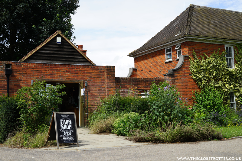 The Farm Shop at Forty Hall
