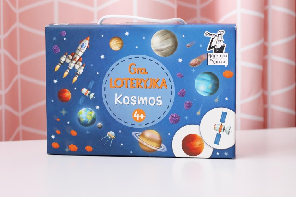 Gra Loteryjka Kosmos