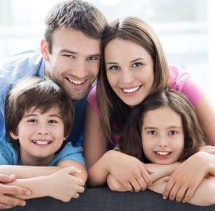 تأشيرة لم شمل الأسرة الألمانية للانضمام إلى أحد الأقارب أو الشركاء في ألمانيا