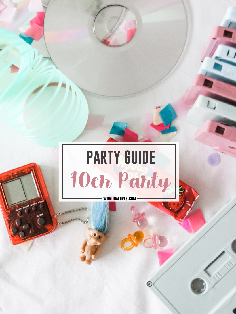 Party Guide | 90s Party