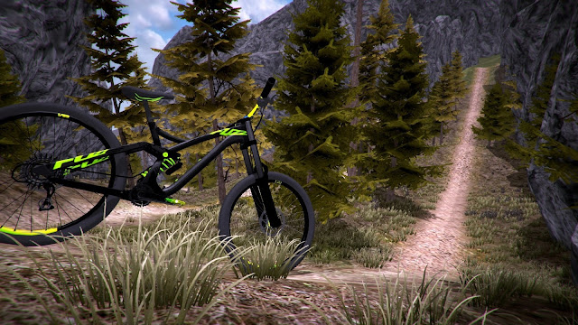 MTB Downhill Simulator Free Download Screenshot 2