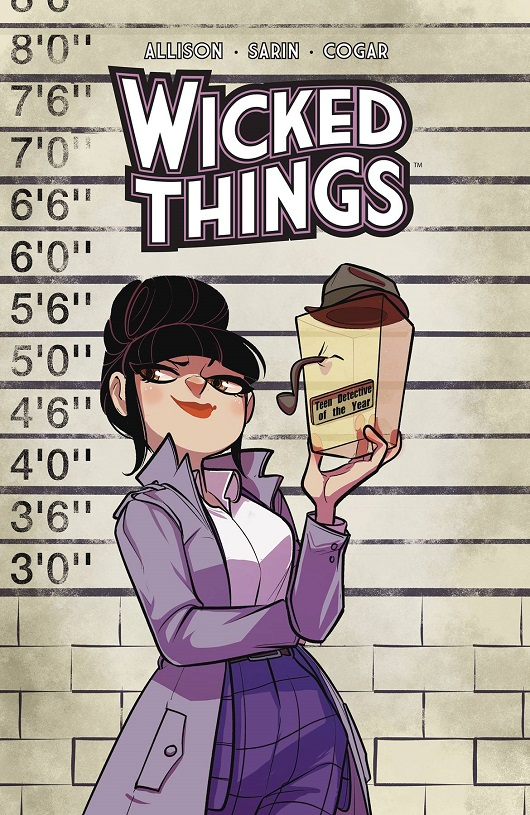 Cover of Wicked Things Tp