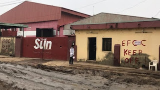 EFCC marks Orji Kalu's Sun newspaper, properties after his conviction for N7.6bn fraud