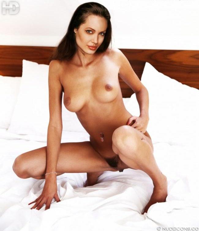 Angelina Jolie naked top fake pics