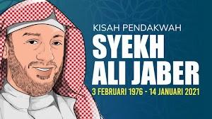Mengharukan, 2 Pesan Syekh Ali Jaber kepada Anak Sebelum Wafat