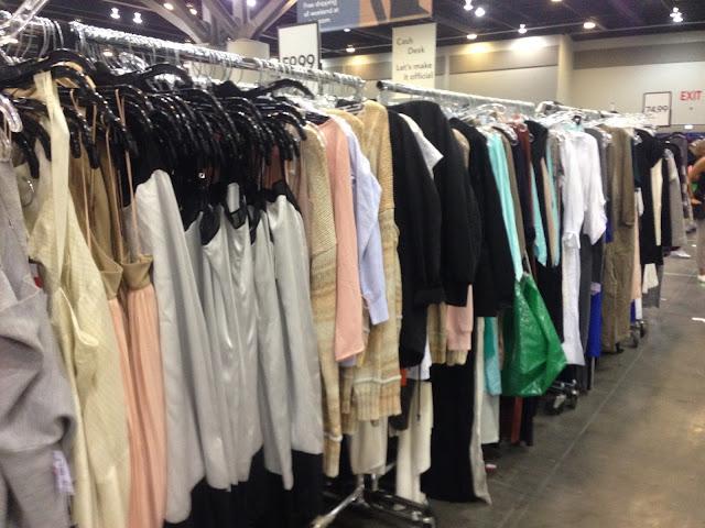 Aritzia Warehouse Sale 2017