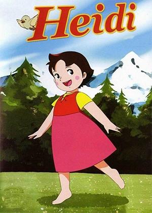 Heidi: La Niña de los Alpes [52/52] [Latino] [HD] [MEGA]