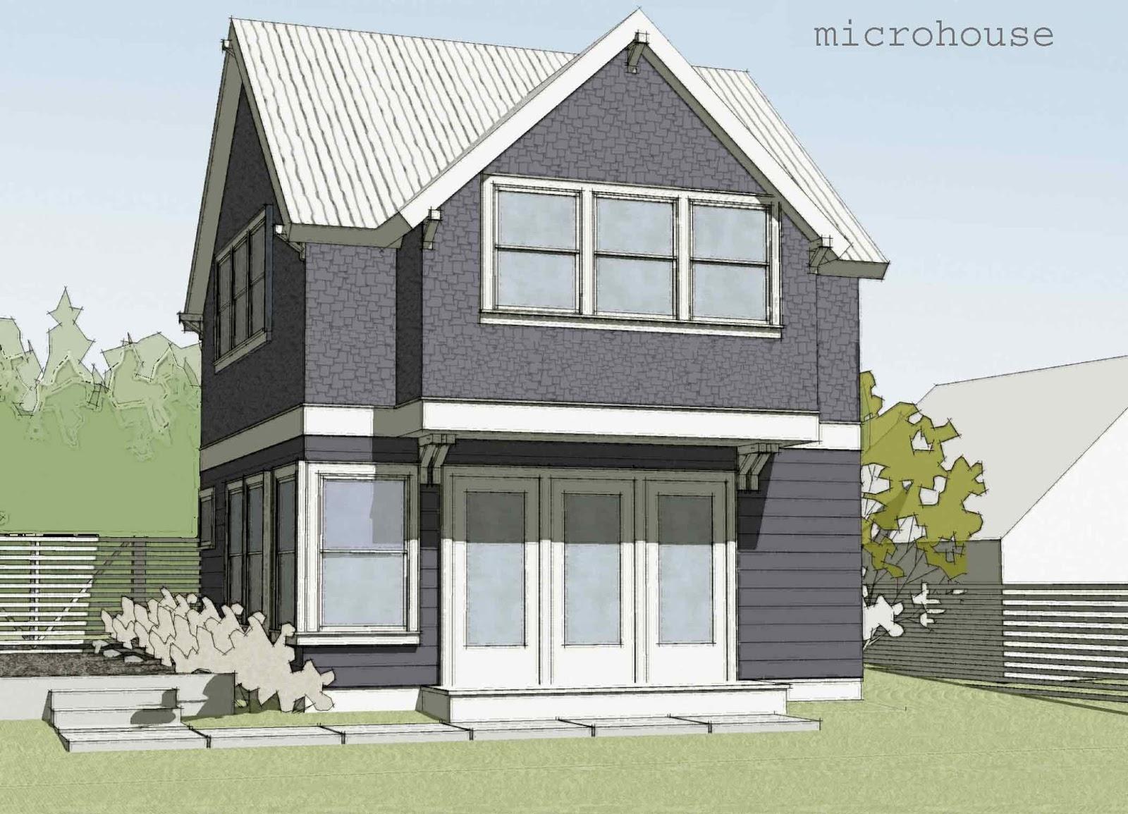 Backyard cottage blog projects for Backyard cottage seattle