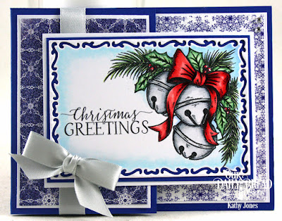 Our Daily Bread Designs Stamp Set: Jingle Bell Time, Our Daily Bread Designs Custom Dies:  Lavish Layers Dies, Our Daily Bread Designs Paper Collection: Christmas Card 2016